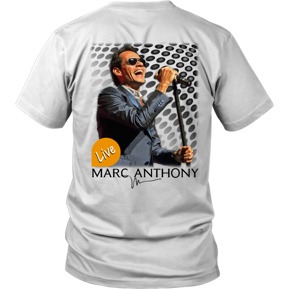 Marc Anthony- Back Printed Fitted T-Shirt - Bestshopup