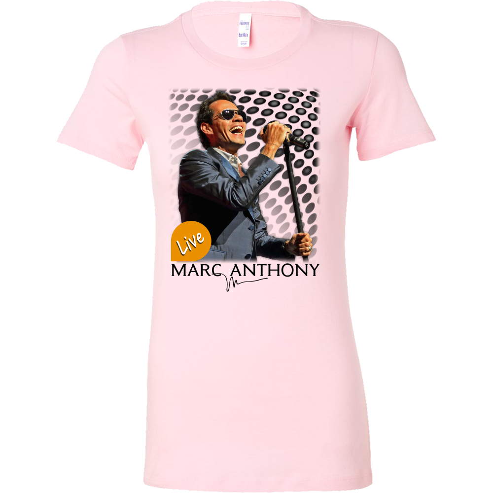 Marc Anthony- Front Printed Fitted T-Shirt - Bestshopup