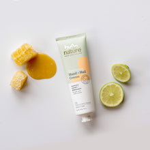 Manuka Honey + Bergamot Hydrating Hand + Nail Cream