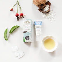 Coconut Rejuvenating Eye Creme with Coconut Oil