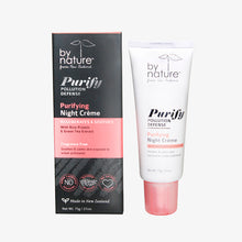 Purifying Night Crème