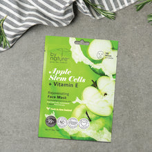 Apple Stem Cells + Vitamin E Sheet Face Mask