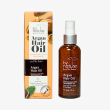 Argan Hair Oil Nourishing Treatment