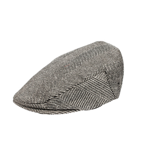 Knuckleheads London Baby Boy Jeff Hat Vintage Driver Tweed Flat Pageboy Kid Gatsby Cap