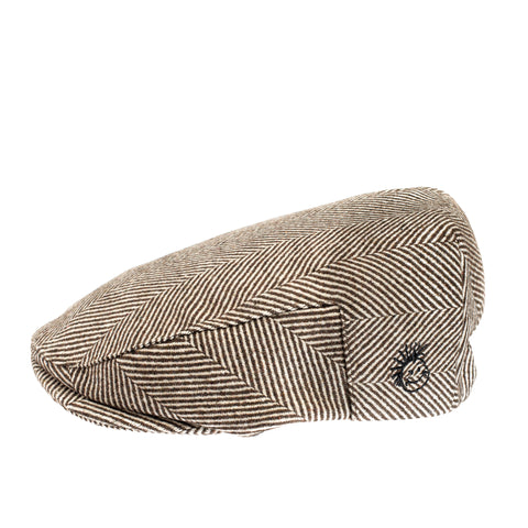 Knuckleheads Bristol Baby Boy Jeff Hat Vintage Driver Tweed Flat Pageboy Kid Gatsby Cap