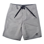 Knuckleheads Grey Swim Trunks Baby Boy Kids Blue Shorts