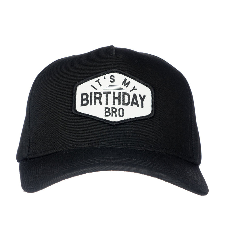 Bday Trucker Knuckleheads Baby Boy Infant Trucker Hat Sun Mesh Baseball Cap Black snapback flat bill