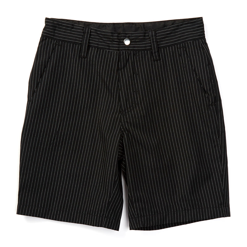 Pinstripe Knuckleheads Baby Kids Chino Shorts