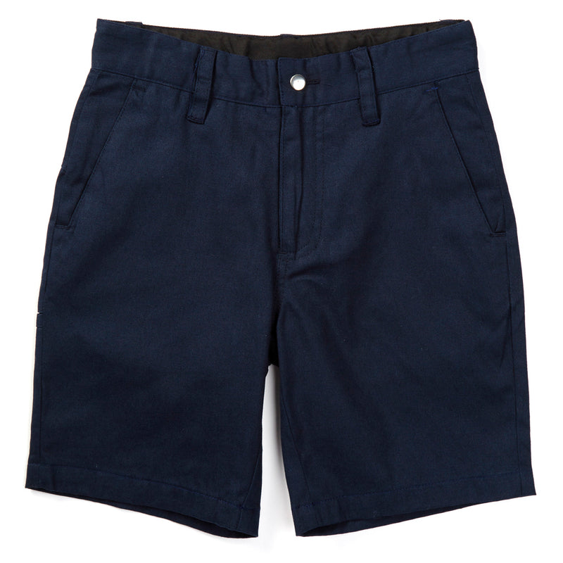 Navy Knuckleheads Baby Kids Chino Shorts