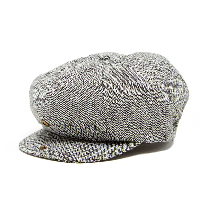 BABY KID BOYS 100/% COTTON SOLID NEWSBOY CAP GASTBY HATS 6 MONTHS TO 8 YEARS 1