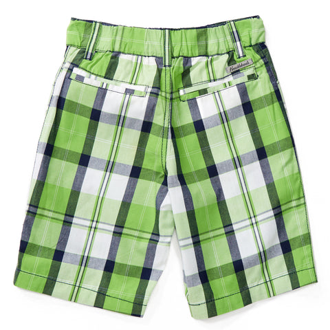 Green Joshua Knuckleheads Baby Kids Chino Shorts