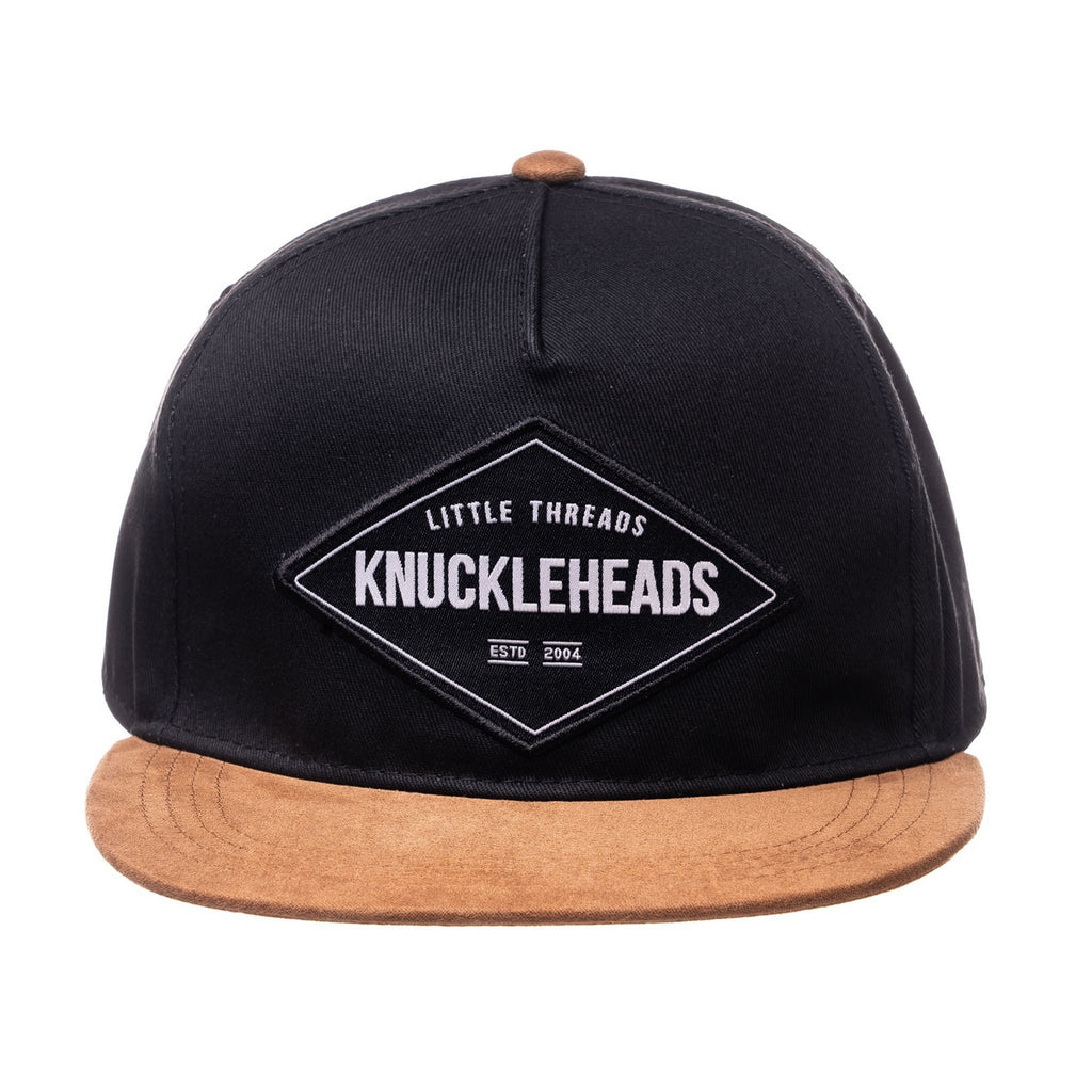 Knuckleheads ELI Baby Boy Infant Trucker Hat Sun Mesh Baseball Cap snapback flat bill