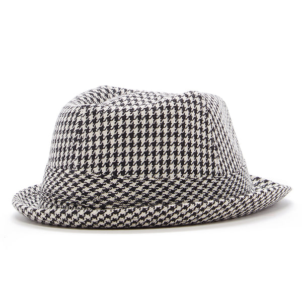463d6274b0 Knuckleheads Houndstooth Fedora