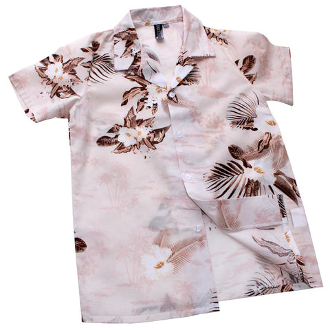 Knuckleheads Palm Hawaiian Shirt