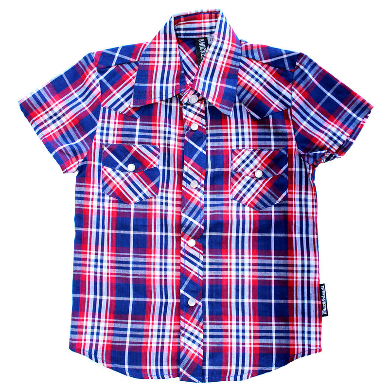 Knuckleheads Parker Rockabilly Shirt
