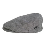Knuckleheads Gray Bradley Flat Cap For Toddlers