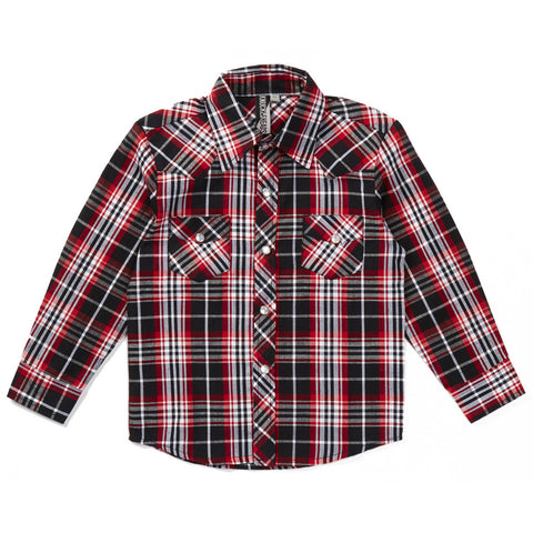 Knuckleheads Rockabilly Bolt Flannel