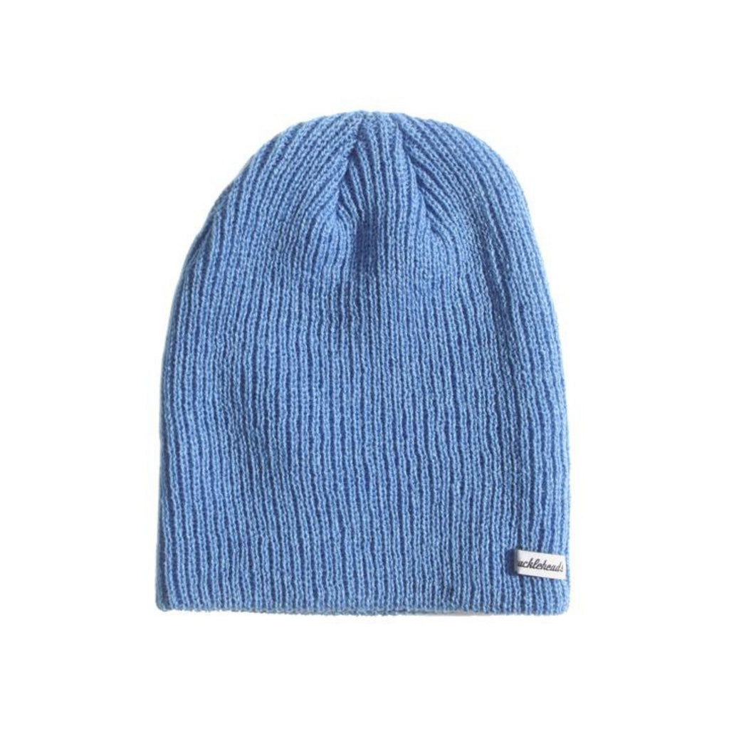 Knuckleheads Light Blue Slouchy Beanie For Boys