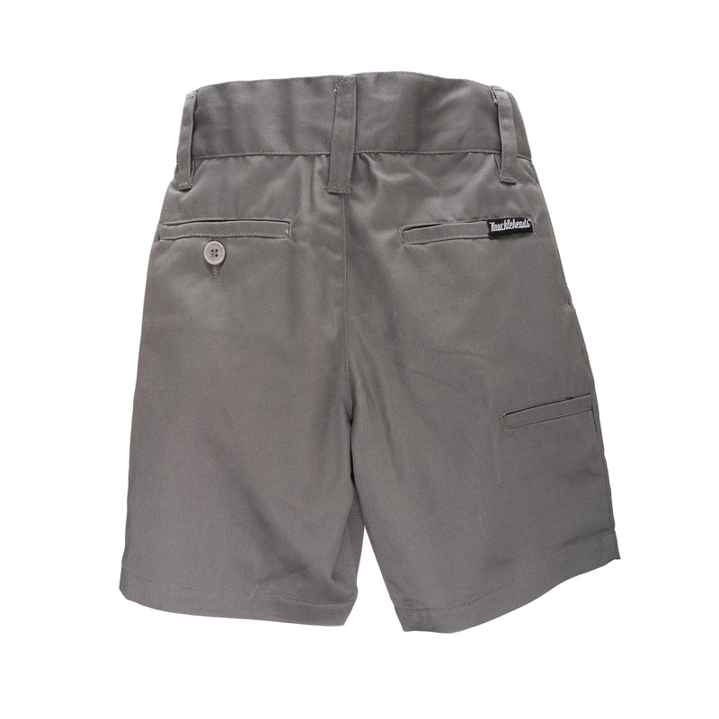 Grey Knuckleheads Baby Kids Chino Shorts