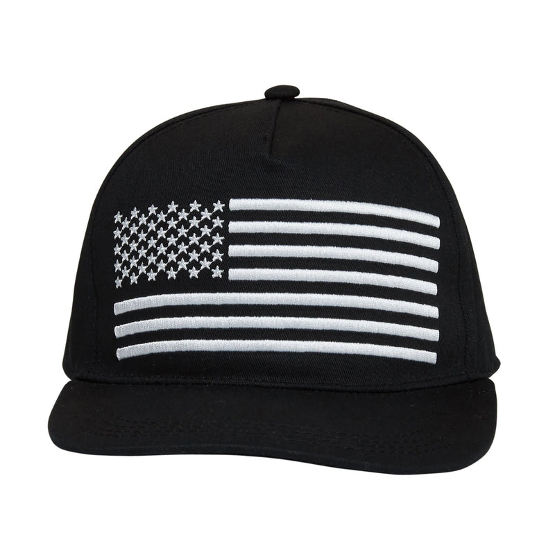 Knuckleheads USA Black Baby Boy Infant Trucker Hat Sun Mesh Baseball Cap snapback flat bill