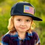 Knuckleheads USA Navy Baby Boy Infant Trucker Hat Sun Mesh Baseball Cap snapback flat bill