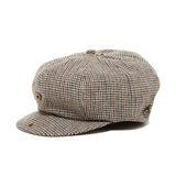 Knuckleheads Houndstooth Newsboy Cap For Children