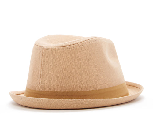 Knuckleheads Tan Fedora