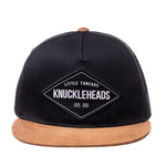 Knuckleheads USA Black Baby Boy Infant Trucker Hat Snap Back Sun Mesh Baseball Cap