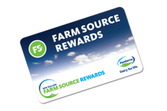 Farm source card accepted