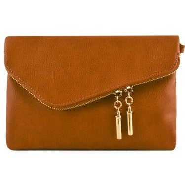 Small Envelope Clutch (Tan)