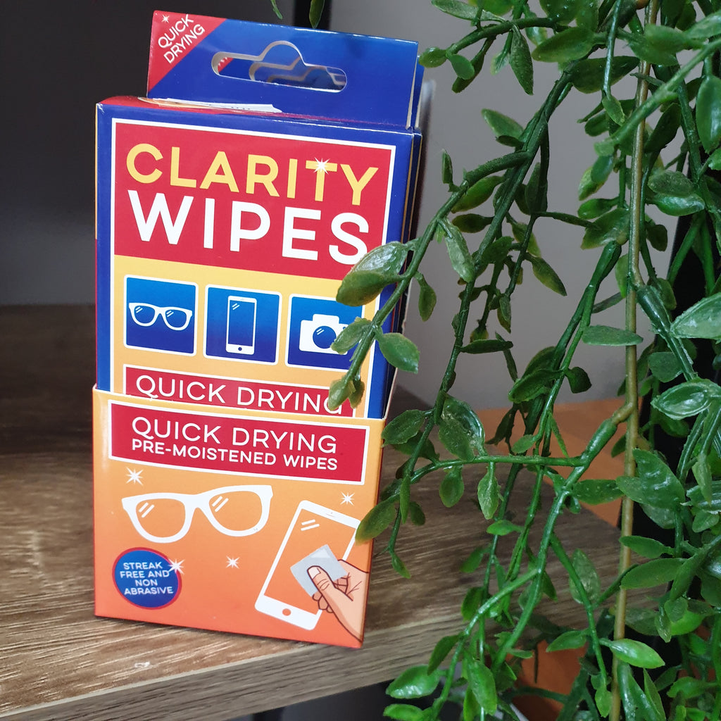 CLARITY WIPES
