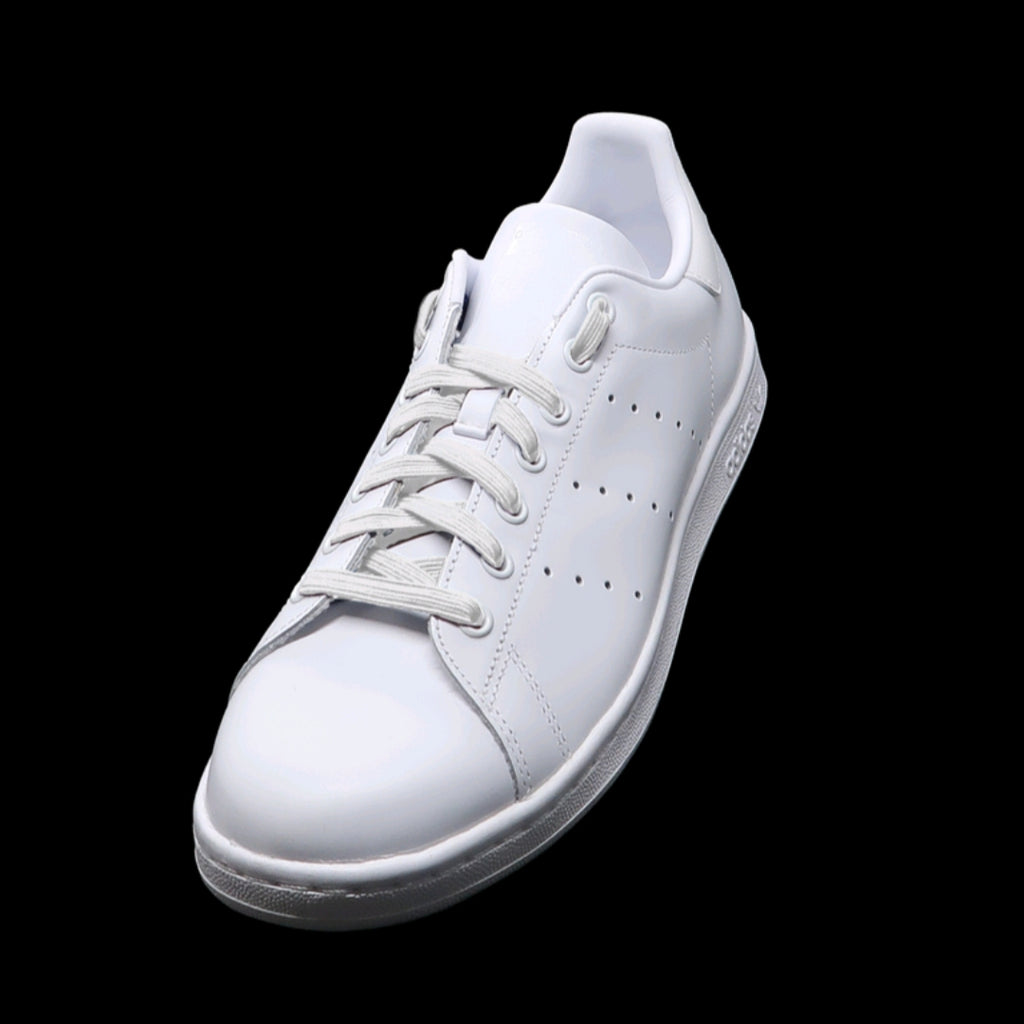 NO-TIE SHOELACES - WHITE