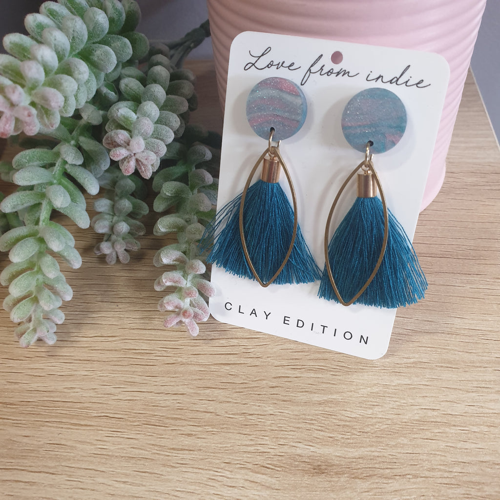 GIGI TASSEL EARRINGS #024