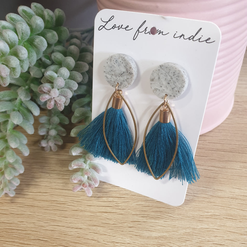 KIKI TASSEL EARRINGS #001