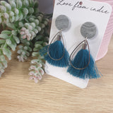 MARLEY TASSEL EARRINGS #219