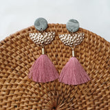POLLY TASSEL EARRINGS #624