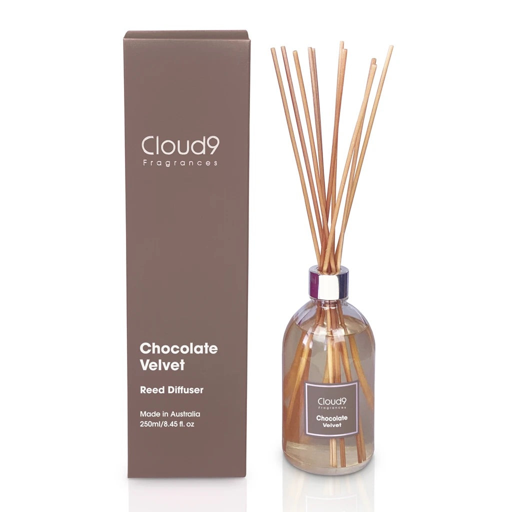 REED DIFFUSER - CHOCOLATE VELVET