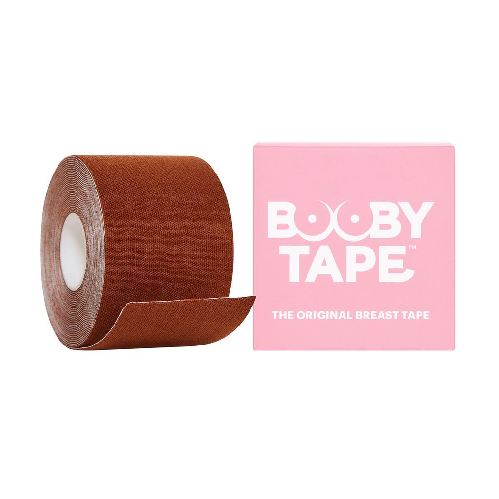 BOOBY TAPE - BROWN