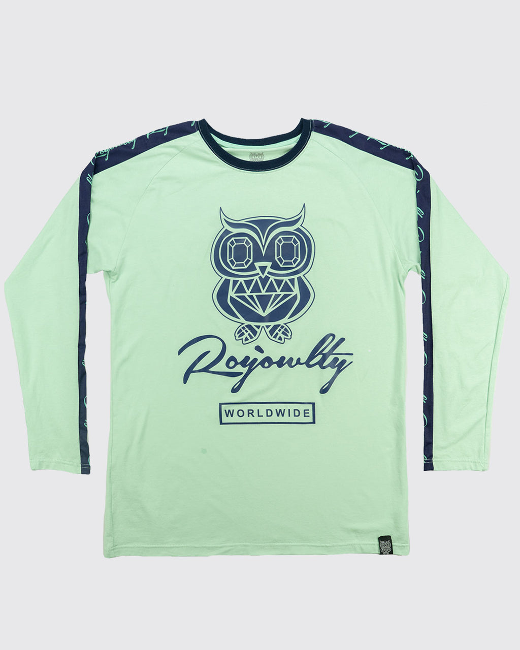 Originals Tee(long Sleeve)-Mint