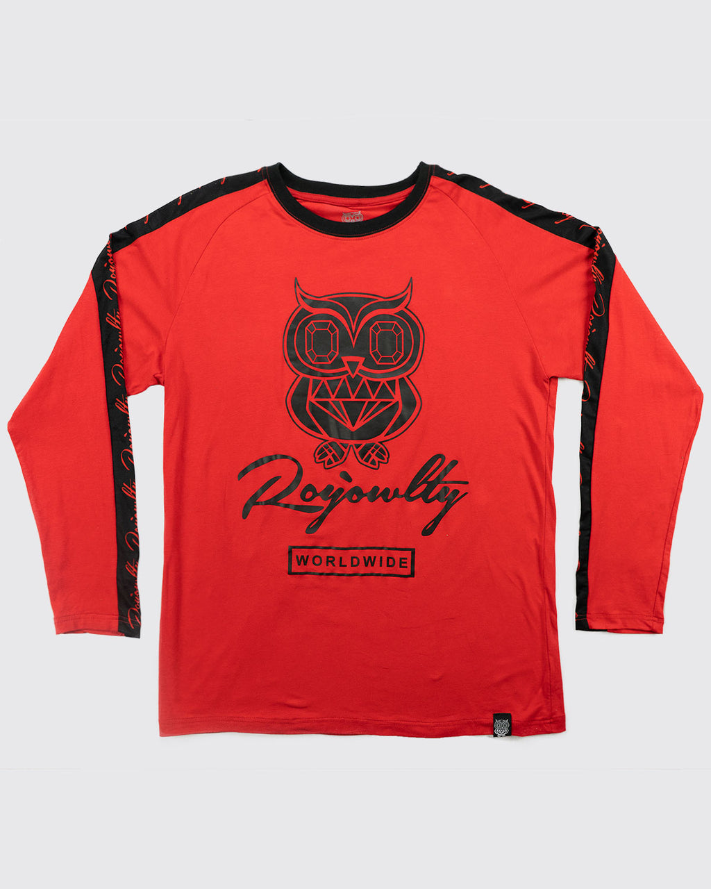 Originals Tee(long Sleeve)-Red