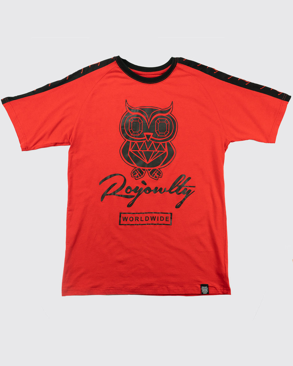Originals Tee(short sleeve)-Red