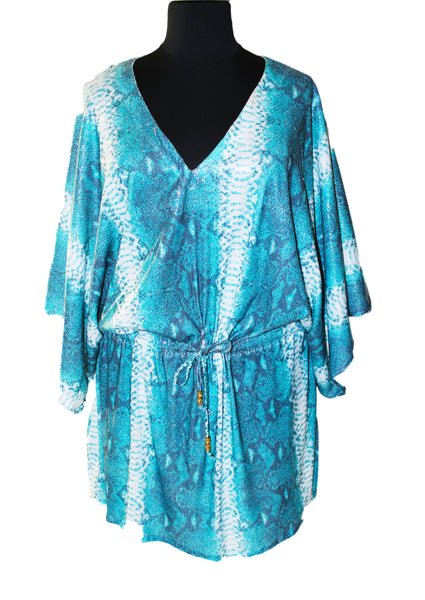 Envy Sequin Tunic Dress