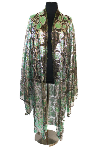 Invidus Sequin Duster