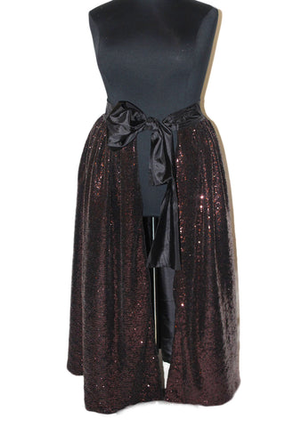Sequin Sylvie Skirt