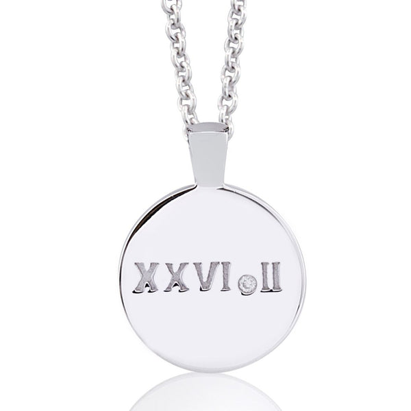 Diamond Marathon Necklace XXVI.II