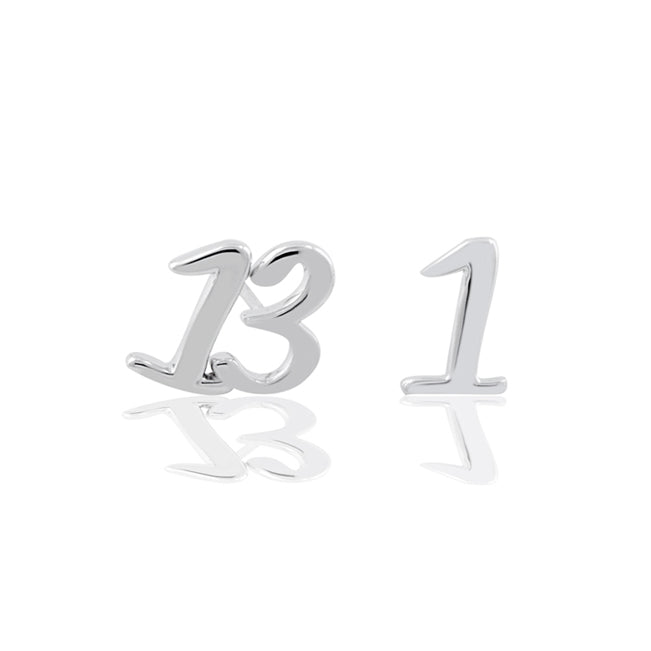 13.1 Distance Stud Earrings