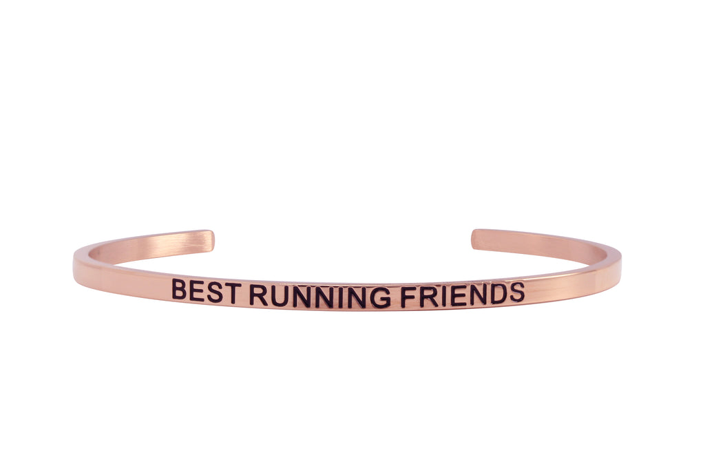 Best Running Friends Bracelet
