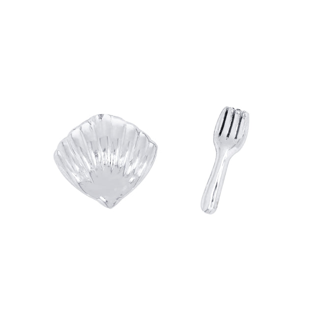 Shell and Fork Studs