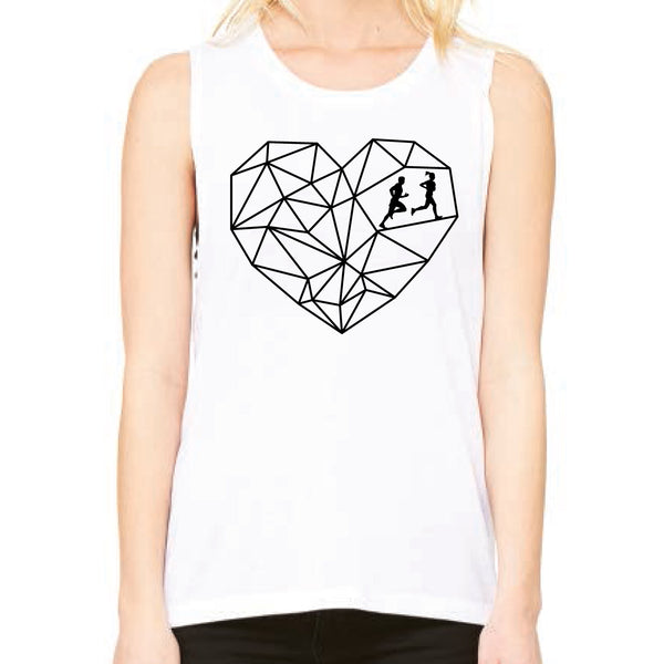 Geometric Heart Muscle Tank