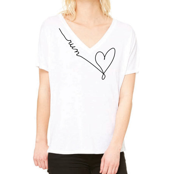 Heart Strings Tee